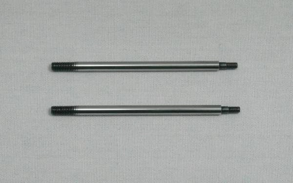 Kolbenstange Dämpfer hinten (2 Stück)
