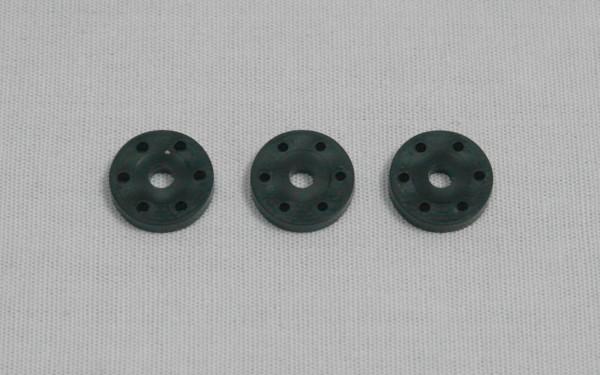 Dämpfer Kolbenplatten (1.1mm, 1.2mm, 1.3mm)
