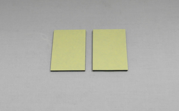 Doppelseitiges Klebeband für Empfängermontage (2 Stück)