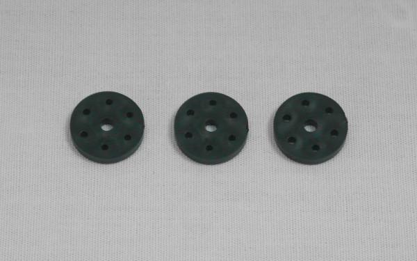 Dämpfer Kolbenplatten (1.3mm 1.4mm 1.5mm) x2