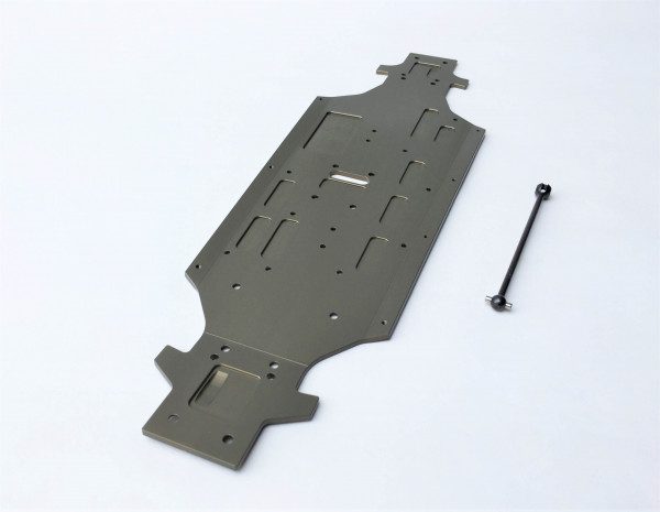 BR-6E 5mm extra Chassis mit 105mm CVD