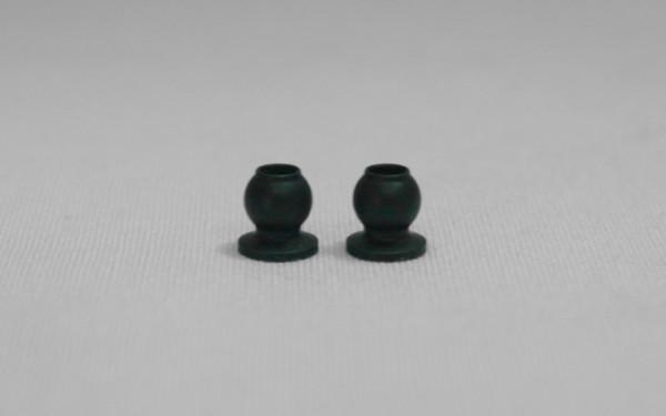 6mm Kugelkopf (2 Stück)