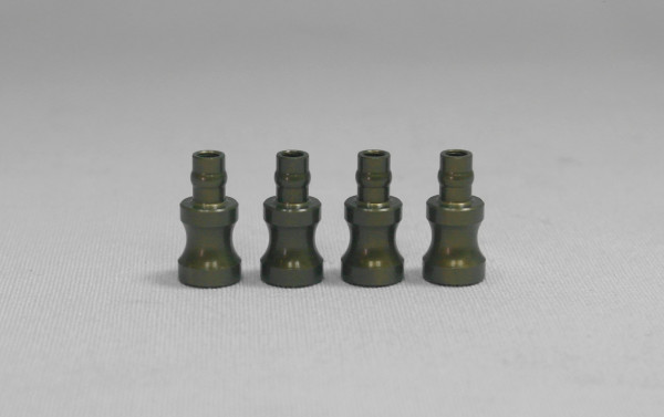 Alu Dämpferhalter (4 Stück)