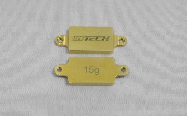 Zusatzgewicht 15G (1 Stück)