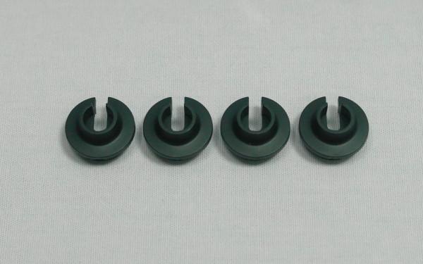 Federteller (4 Stück)